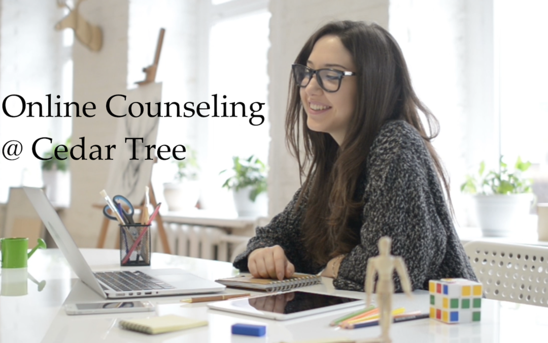 [VIDEO] Online Counseling Now Offered @ Cedar Tree