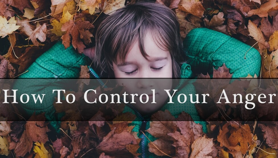 How To Control Your Anger - Cedar Tree Counseling