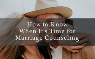 How to Know It's Time for Marriage Counseling [VIDEO]