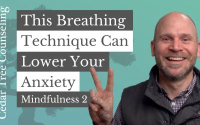 Mindfulness During Quarantine: This Breathing Technique Can Lower Your Anxiety (Part 2 of 5)