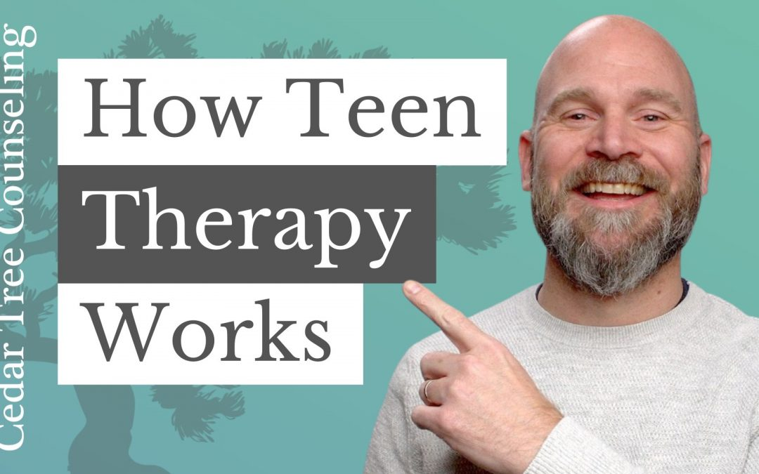 How Teen Therapy Works