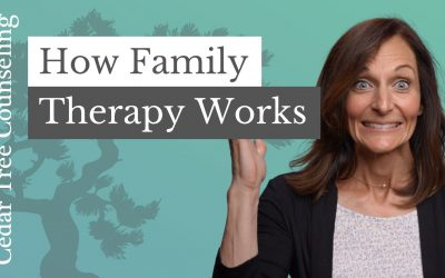 How Family Therapy Works