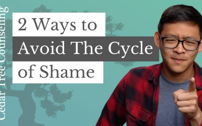 2 Ways to Avoid the Cycle of Shame