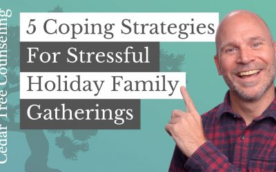 5 Coping Strategies For Stressful Holiday Family Gatherings